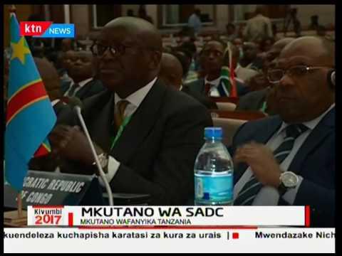 Mkutano wa SADC yaanza jijini Dar es salaam-Tanzania
