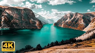 6 Hours Magnificent Views Of The Earth 4k With Relaxation Music
