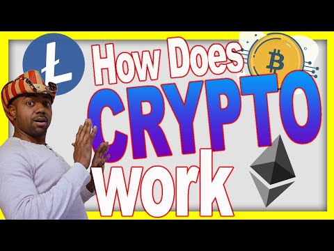 How Do Cryptocurrencies Work - What Is Bitcoin - What Is Cryptocurrency - How Does Bitcoin Work
