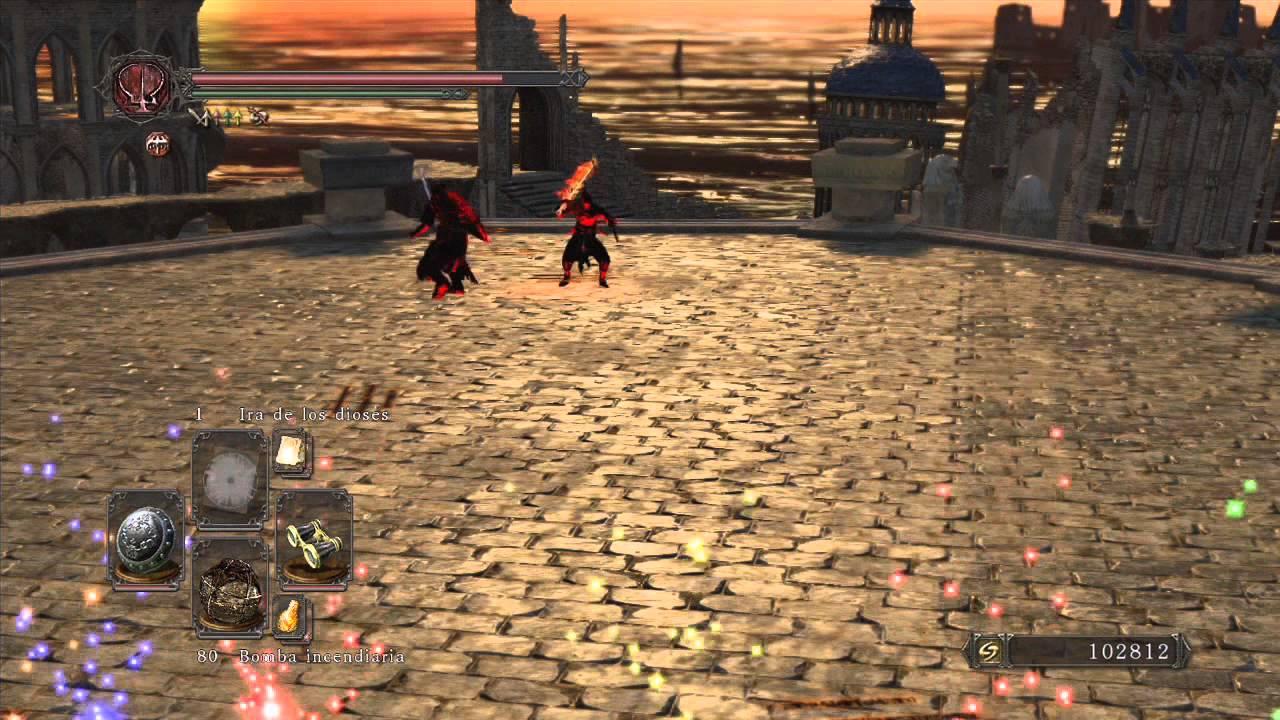 Torneo de Dark Souls México: Cuarta fase. JuLiUsAuReLiUs vs Elerly ...