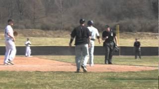 Mountaineer Baseball Vs West Chester   3/18/12