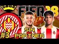 FIFA 18 Girona CF Modo Carrera #3   PRIMEROS FICHAJES   SIN PARTNER