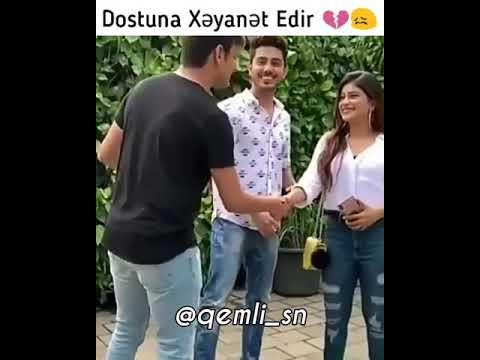 Super Qemli video xəyanət status ucun video 2019