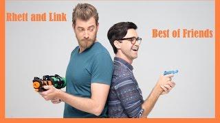 Rhett and Link (Best of Friends)