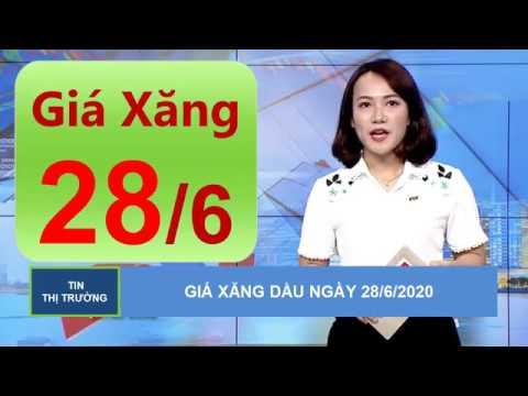 Giá Xăng Dầu Mới Nhất Hôm Nay Ngày 28/6/2020