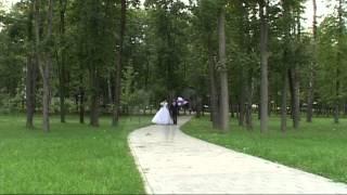 Свадебная прогулка Кристины и Сергея