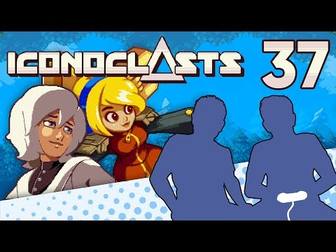 Iconoclasts - PART 37 - Twinkle Twinkles Don't Work - Let's Game It Out |