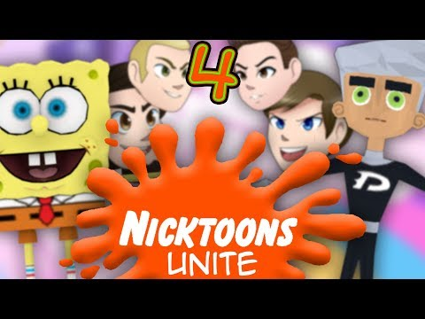 Nicktoons Unite: FINALE? - EPISODE 4 - Friends Without Benefits