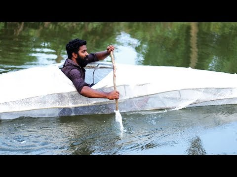 Primitive Boat Technology | വടിയും കടലാസും വച്ച് ബോട്ട് ഉണ്ടാക്കിയാലോ  | M4 Tech |