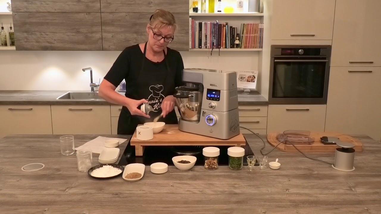 Gewurzmuhle Einsatzmoglichkeiten Kenwood Cooking Chef Gourmet