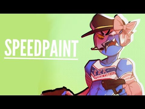 Speedpaint Countryhumans I Never Miss Ft Martial Law Youtube