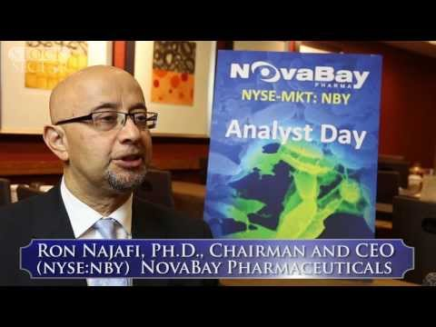 NovaBay Pharmaceuticals Releases Video of Recent Analyst and Investor Event in New York