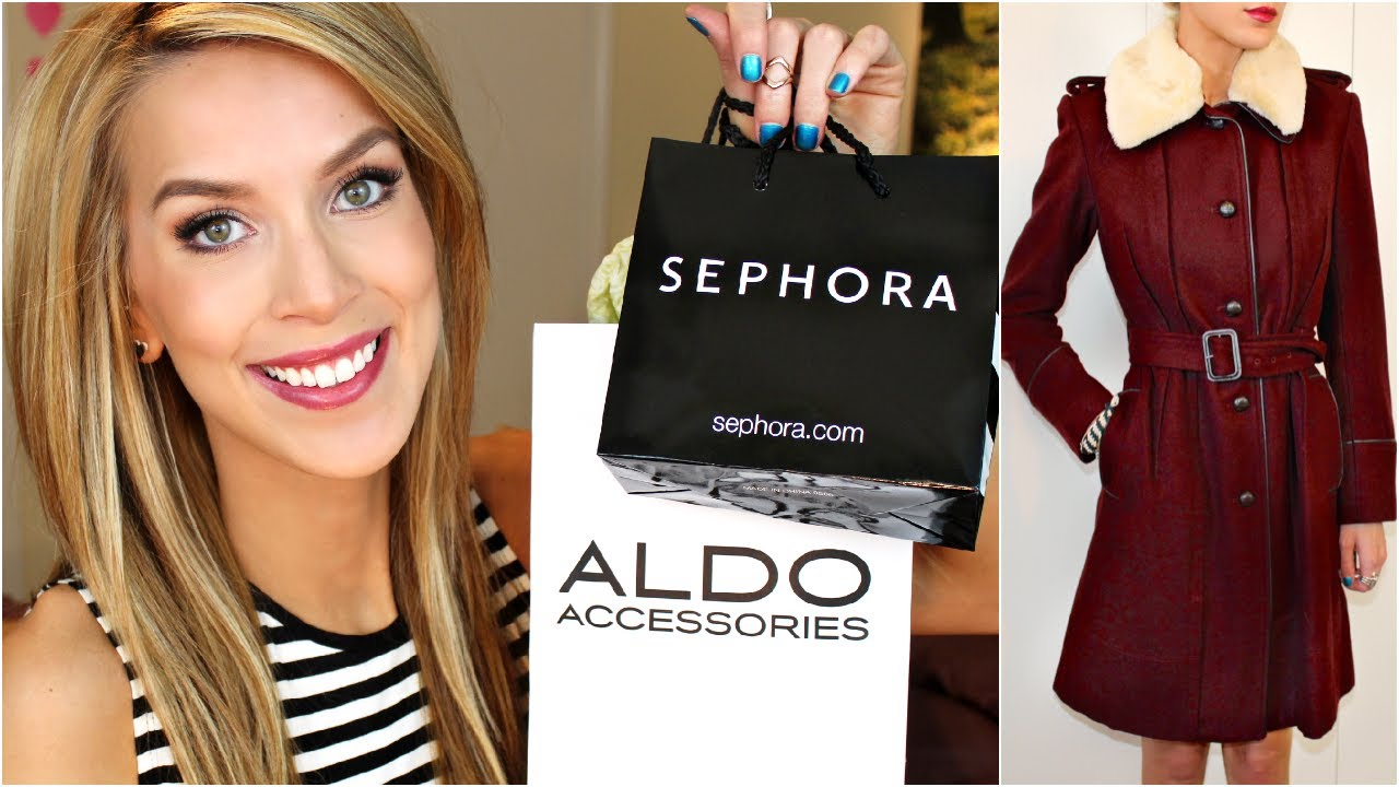 aldo shoes haul youtube games for kids