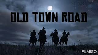 Lin Nas X - Old Town Road ( Extreme bass boosted )