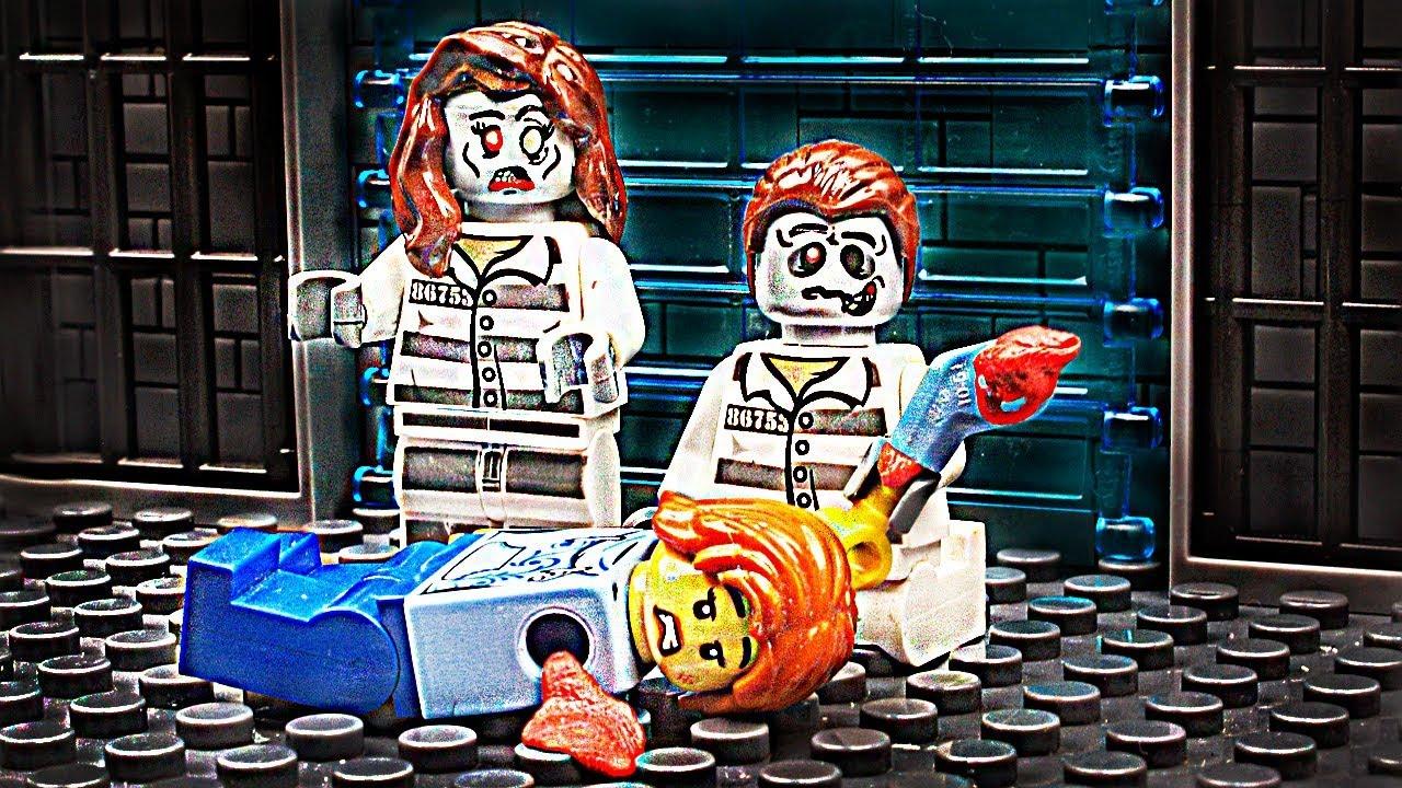 Lego Zombie Apocalypse - YouTube