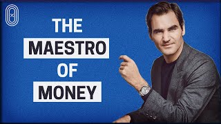 Maestro of Money - Roger Federer On His Way to Become A Billionaire