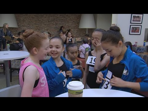 Hundreds Audition For 'The Nutcracker' In Phoenix