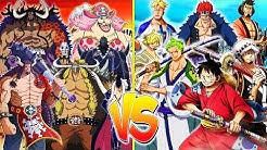 Der KAMPF den RUFFY NICHT GEWINNEN kann!! | One Piece Stream🔥🍈