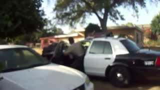 L.A. Sheriffs Trespass on Private Property. No Warrant? Get Out.. and Don