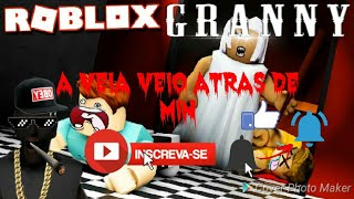 ROBLOX/Granny The vein came after me