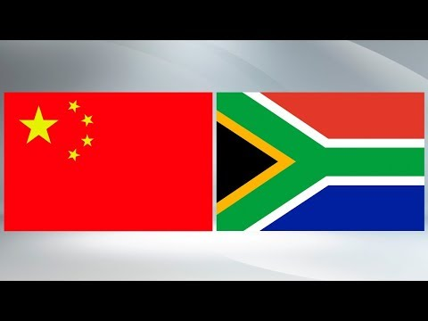 Chinese president's visit intended to strengthen bilateral ties with South Africa
