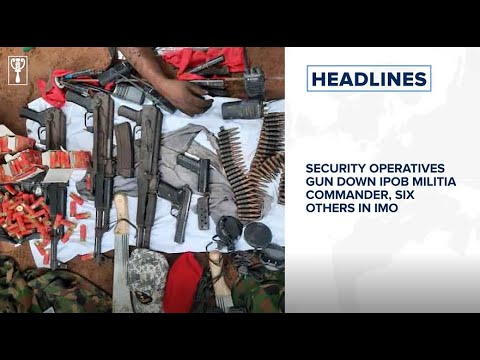 Download Security operatives gun down IPOB militia commander, six others in Imo and more