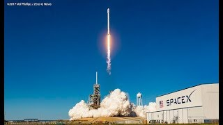 SpaceX Falcon 9 / KoreaSat-5A Launch Webcast Replay