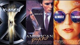 Top 10 des meilleurs films de l'an 2000 streaming