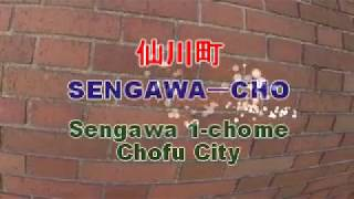 #3393  SENGAWAーCHO [Sengawa 1-chome,Chofu City]  ~ 仙川町(東京都調布市仙川一丁目・京王線仙川駅周辺)