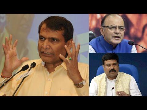 Cabinet Briefing by Shri Arun Jaitley, Shri Suresh Prabhu, and Shri Dharmendra Pradhan on Sep 21