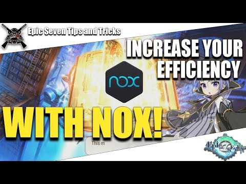 Epic Seven - How To Increase Efficiency In One Simple Step