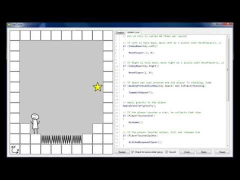 StarCoder: A Short Introduction To Game Programming For Total Beginners