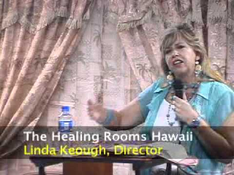 The Healing Rooms - The Holy Spirit, Part1