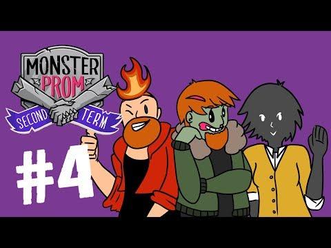 Monster Prom Second Term P4 LEONARD ||TPO|| |