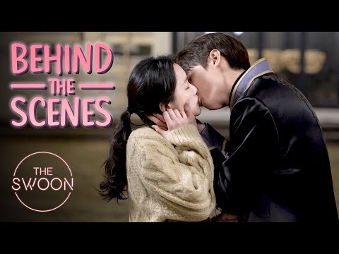 [Behind the Scenes] Lee Min-ho \u0026 Kim Go-eun's emotional kiss | The King: Eternal Monarch [ENG SUB]