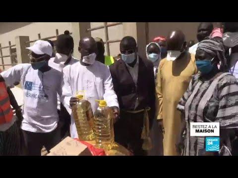 Coronavirus au Sénégal: la distribution de l'aide alimentaire a débuté