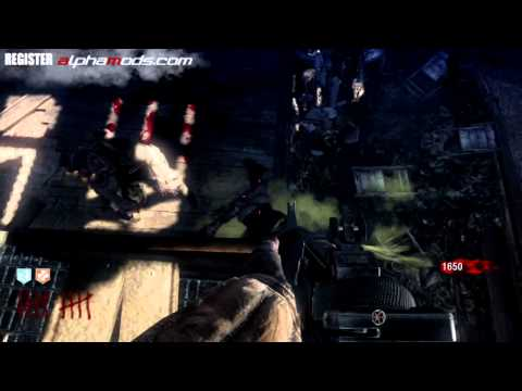 Black Ops: Zombies Glitch | Invincible to zombies on KINO DER TOTEN