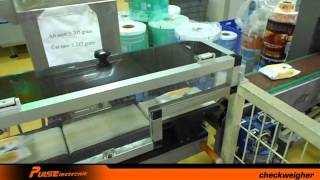 Checkweigher-Model: Puls-PCW-2