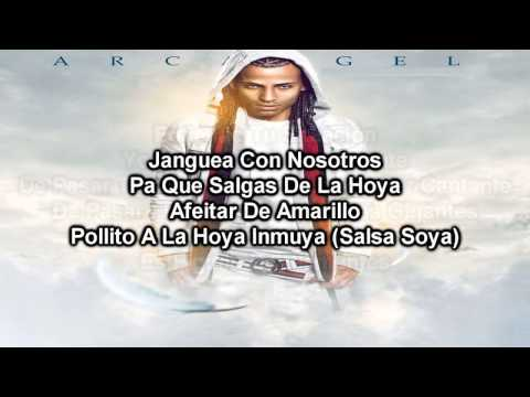 Arcangel - Por La Plata Baila El Mono (Original + Letra)
