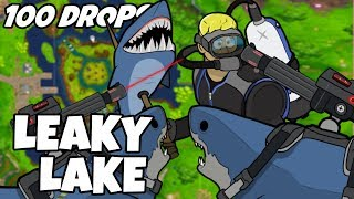 100 Drops - [Leaky Lake]