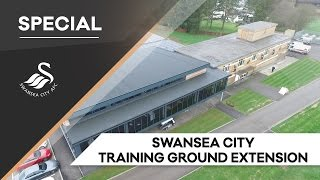 Swans TV - Swansea City Training Ground Extension
