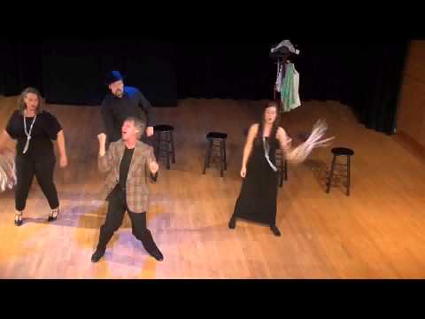 A Broadway Cabaret - Martin Bray's songs