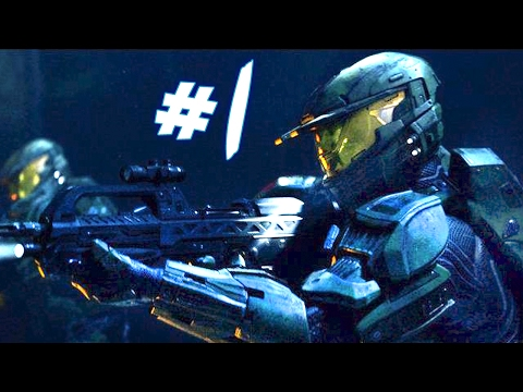 HALO WARS 2 Campaign Walkthrough : Ep1 A New Threat!