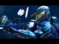 HALO WARS 2 Campaign Walkthrough : Ep1 A New Threat!