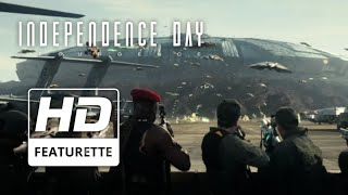 Independence Day: Resurgence | On Location: Utah Salt Flats | Official HD Featurette 2016