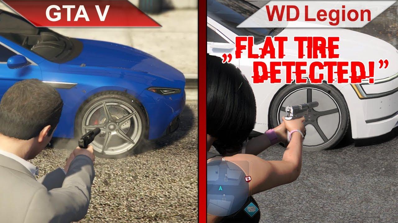 EPIC BATTLE 2   GTA V vs. Watch Dogs Legion   PC   ULTRA