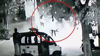 Earthquake? Turn out to be septic tank explosion caused by firecrackers