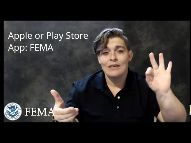 FEMA Accessible: Three Ways to Register for FEMA Disaster Assistance