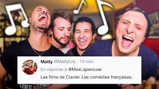 ON CRÉE DES CHANSONS EN IMPRO feat. Maxenss et Sofyan