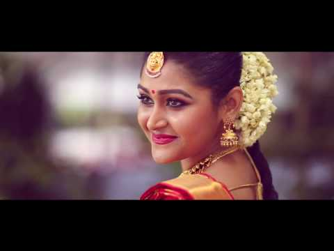 Kerala Hindu Wedding Highlights - Prasanth & Shona Paperboat Photography